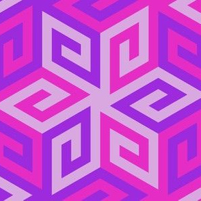 05636784 : greek cube : madder