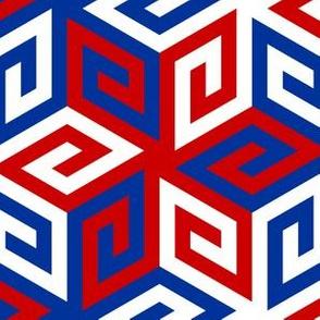 05636790 : greek cube : nationalistic
