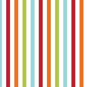 little one boy :: stripes vertical