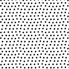 dots black white :: fruity fun