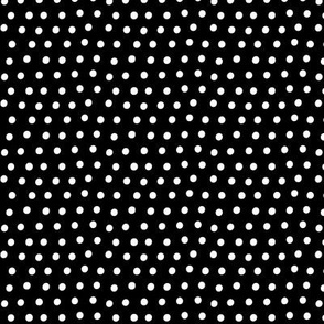 dots white black :: fruity fun