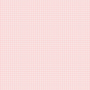plaid light pink :: fruity fun