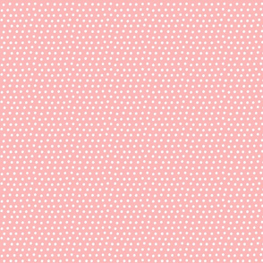 dots light pink :: fruity fun