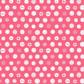 hello hi hey pink :: fruity fun
