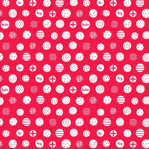 hello hi hey red :: fruity fun