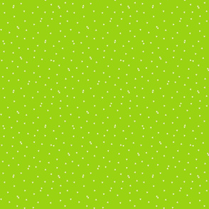 triangle confetti lime green :: fruity fun