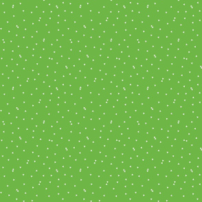 triangle confetti green :: fruity fun