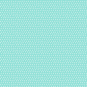 dots sky blue :: fruity fun