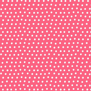 dots pink :: fruity fun bigger