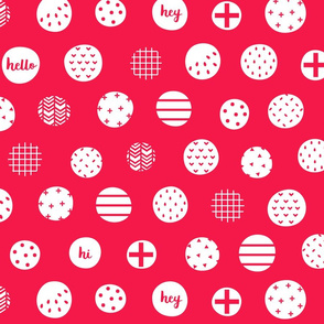 hello hi hey red :: fruity fun bigger