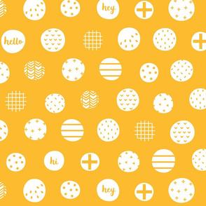 hello hi hey orange :: fruity fun bigger