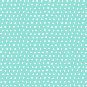 dots sky blue :: fruity fun bigger