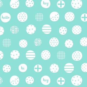 hello hi hey sky blue :: fruity fun bigger