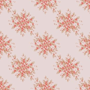 Roses Antique Dainty pink