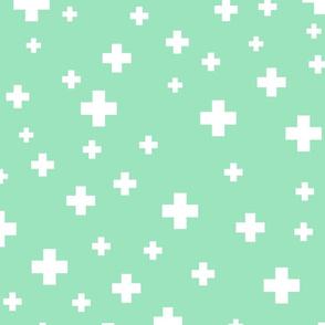 positive plus mint green :: fruity fun huge