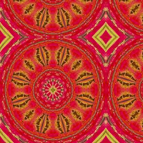 Sundial Batik Ikat, Bangle Multi