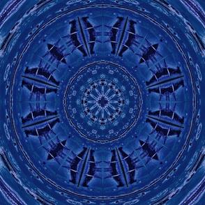 Sundial Navy, Fav Blue Jeans