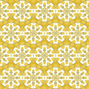 Petals and Lemons Yellow