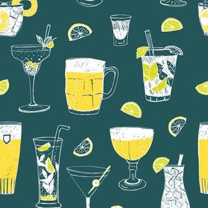 Cocktails & beer