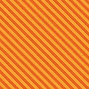 Diagonal-Orange