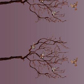 Dusk Sparrows