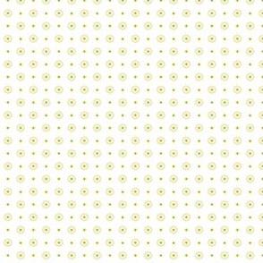 Rojilasha's Dots - White