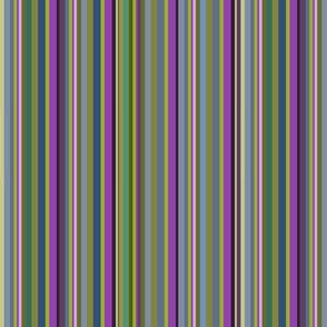 Purple Retro Stripe 1