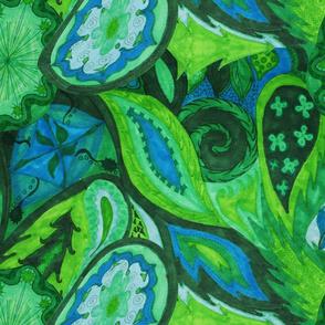 minty-leafy