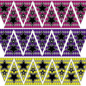 42-6300x5400-Bunting_Banner-skull-stars_with_pink_Purple_yellow