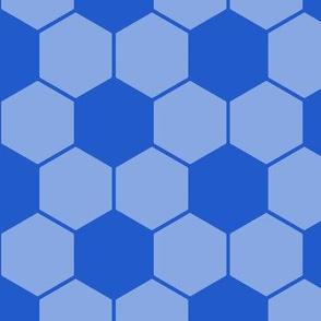 Soccer Blue
