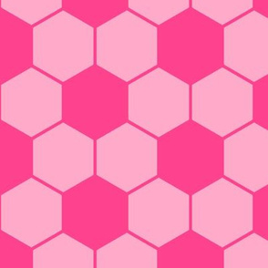 Soccer pink