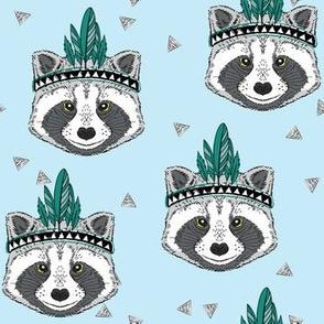 Aztec Raccoon