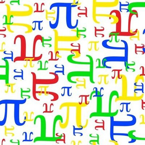 Pieces of Pi (Primary)