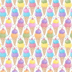 Crayon Ice Cream 50%size