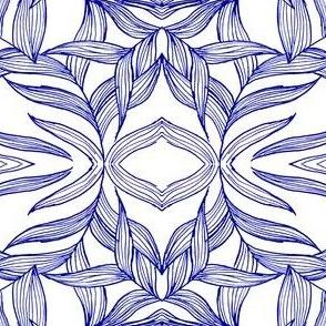 Amaranth Blue 5584332 | Michelle Mathis