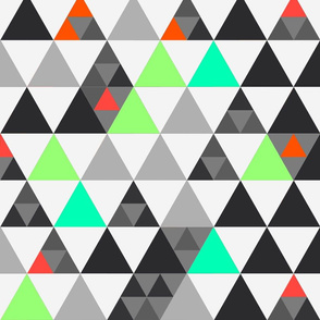 Not Triangles Again! BORING.