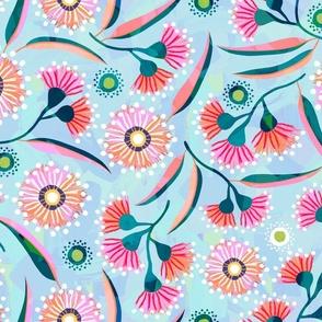 Flowering Gum - Aqua