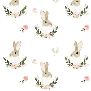 Whimsical rabbit