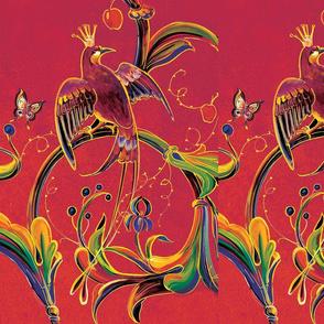 illuminations-King of Birds