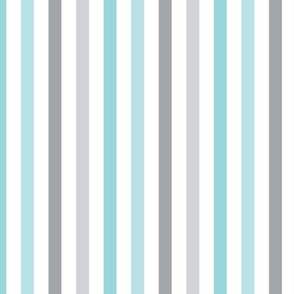 little one baby boy :: stripes vertical