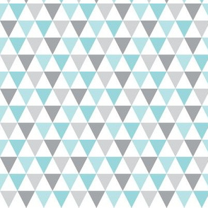 little one blues :: bunting