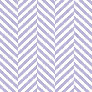 herringbone LG light purple