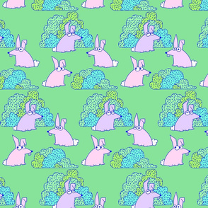 The Nasty Rabbits Green