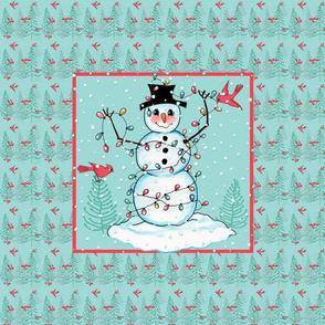 SNOWMAN_PILLOW_Decorations
