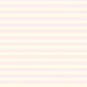 Parfait Stripes (Pink and Cream)