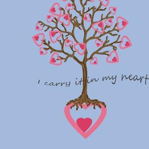 I carry