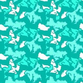 unicorns_pale_greens_white