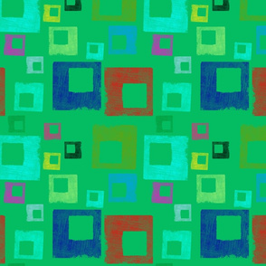 distressed_squares_green