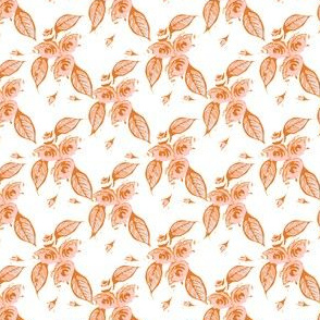 Roses Dainty Soft print