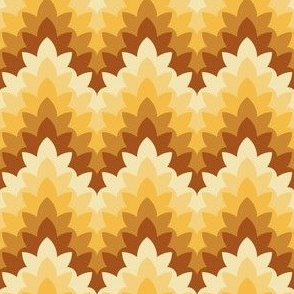 05678322 : leafy zigzag : U christmascolors